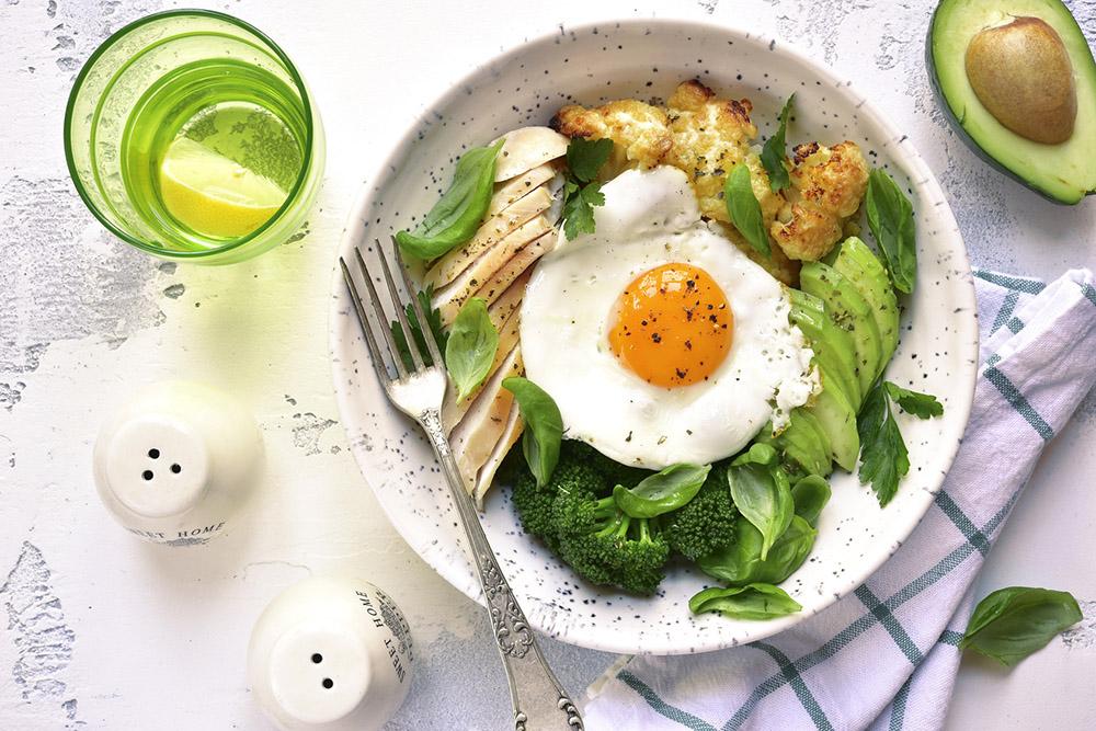 Przykładowy posiłek - jadłospis Dieta OXY