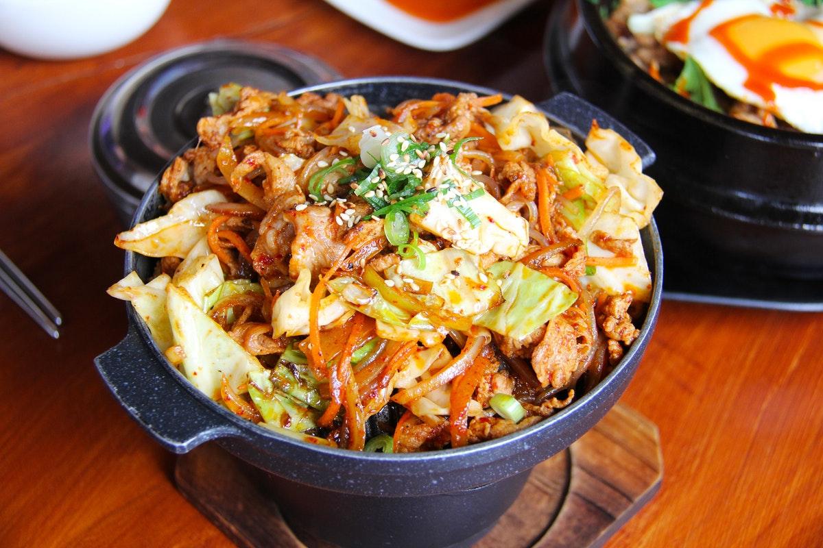 dieta koreanska